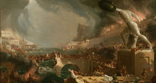 Cole_Thomas_The_Course_of_Empire_Destruction_1836